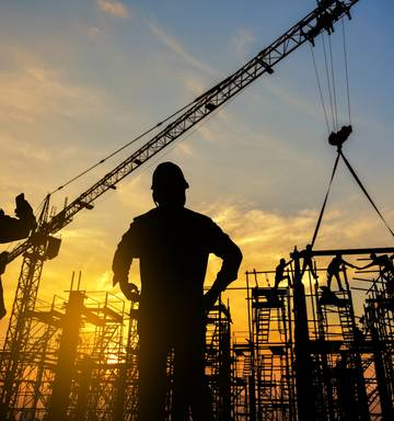 definicion de construccion