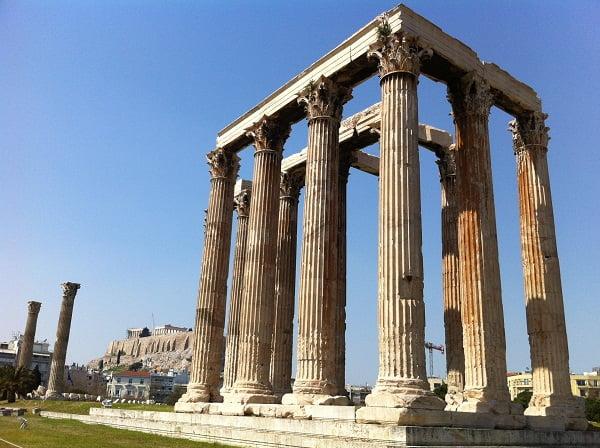 Templo de Zeus Olimpo