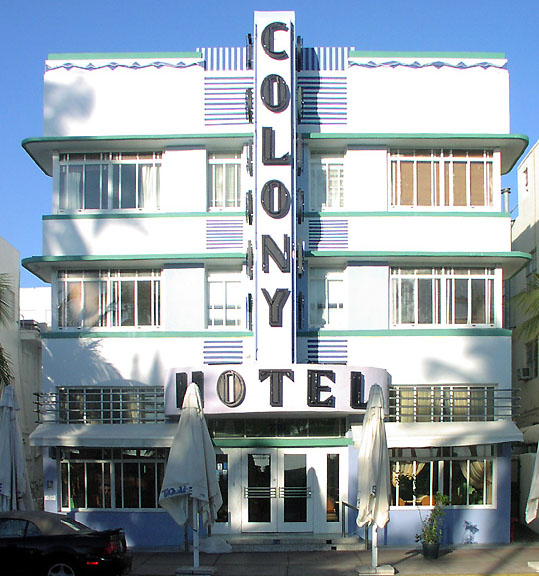 Hotel Colony de Miami