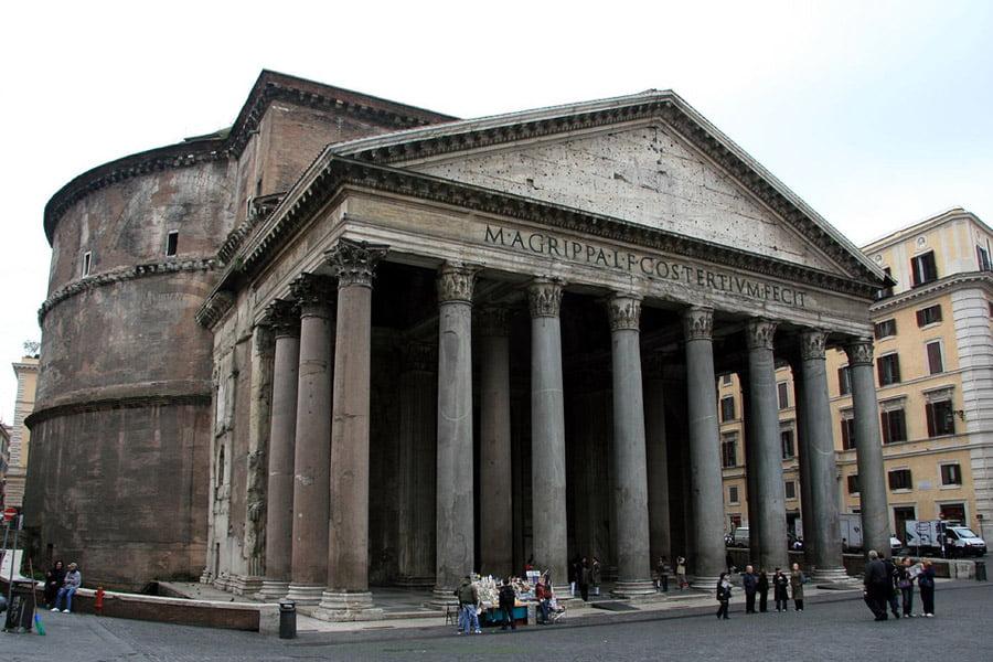 materiales utilizados en la arquitectura romana arkiplus