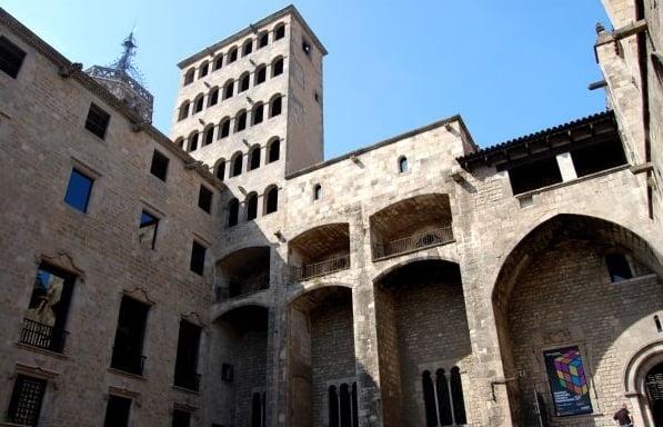 Palacio Real Mayor de Barcelona