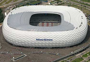 Estadio Allianz Arena