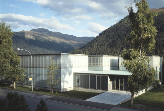 Museo Kirchner en Davos, Suiza