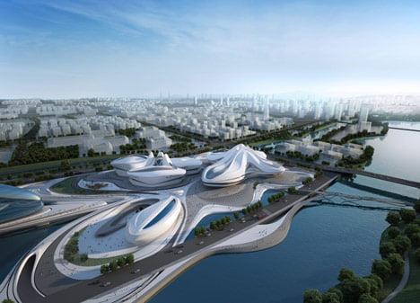 Changsha-Meixihu-International-Culture-and-Art-Centre-by-Zaha-Hadid-Architects