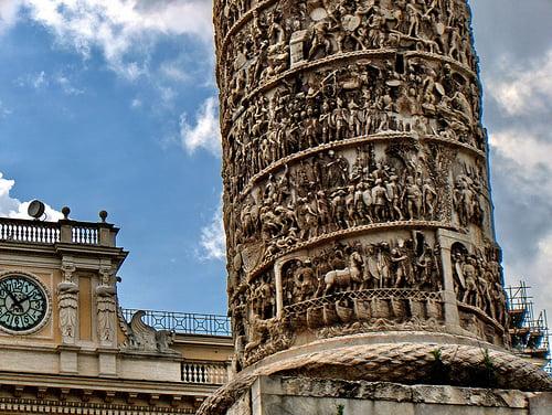 columna-marco-aurelio