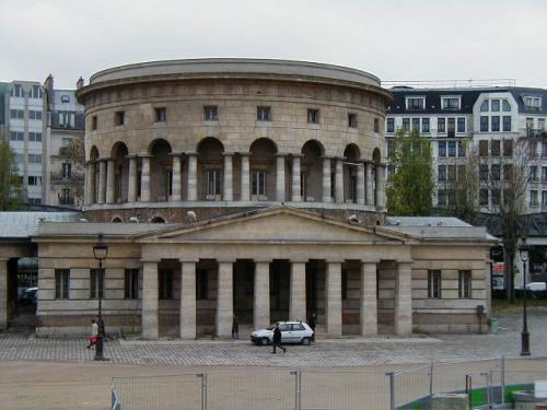 Claude nicolas ledoux arkiplus for Arquitectos importantes
