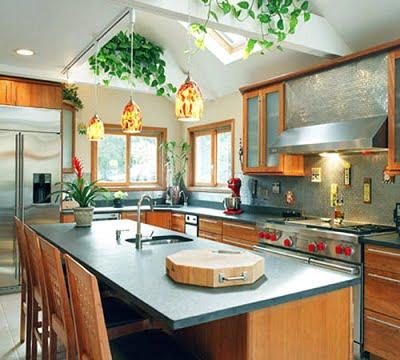C mo decorar mi cocina al estilo feng shui arkiplus - Como decorar tu cocina ...