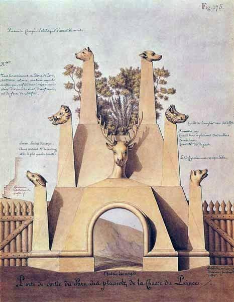 Jean-Jacque Lequeu-dibujo2