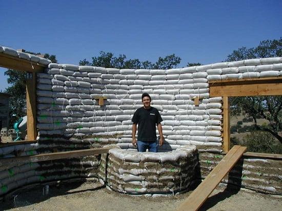 Materiales de construcci n sustentables - Casas de materiales ...