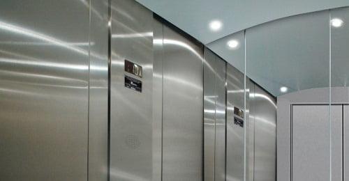 cabinas de ascensores