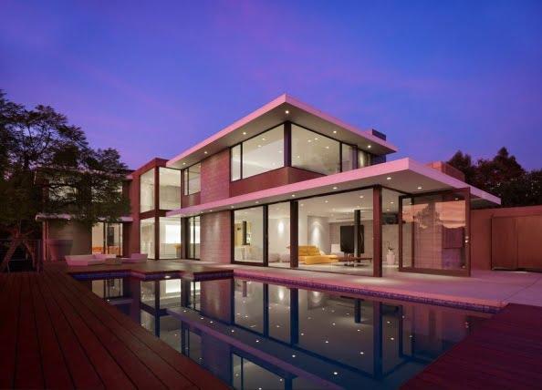 Evanshouse for Casa moderna tortora