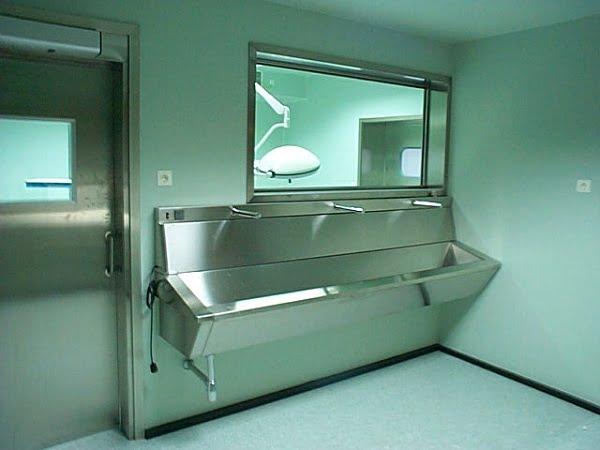 lavabos quirurgicos