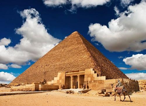 Arquitectura En El Antiguo Egipto Arkiplus