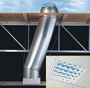 tragaluz tubular o tubo solar arkiplus