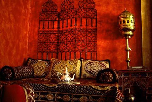 Estilo marroqu de decoraci n - Decoracion marruecos ...
