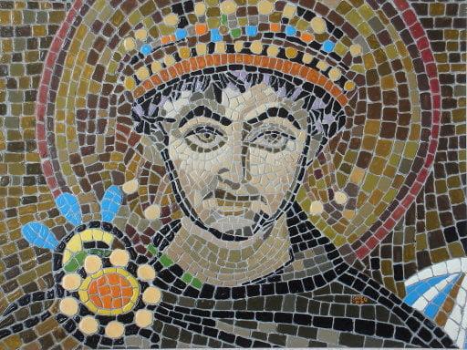 Historia del mosaico arkiplus for El mural de mosaicos