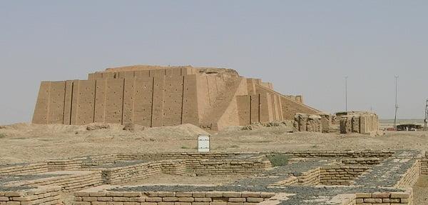 ziggurat de ur