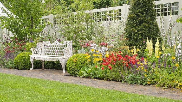jardin ornamental