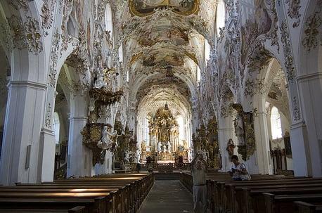 Iglesia de Rottenbuch