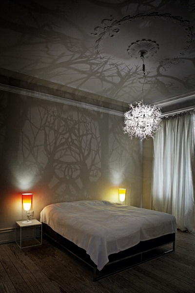 decoracion luces sombras