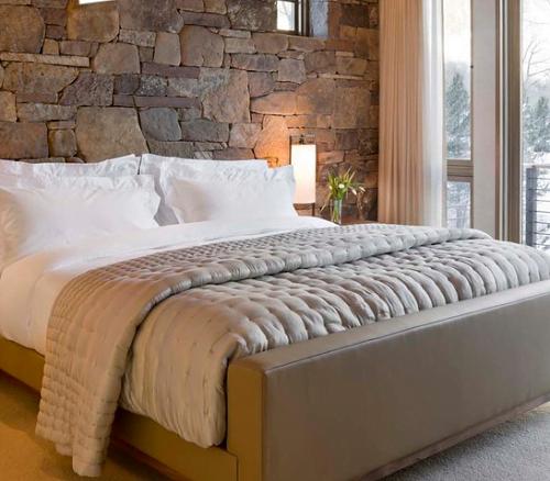 Decorar Dormitorio Rustico Matrimonio : Dormitorios estilo rústico. fotos arkiplus