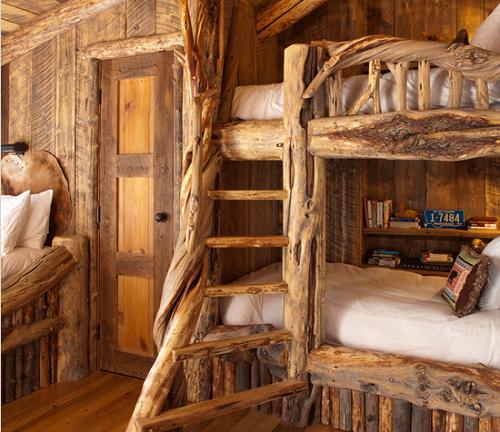 Dormitorios estilo r stico fotos arkiplus for Dormitorio rustico