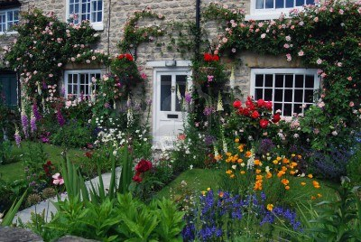jardin cottage ingles