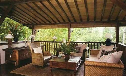 Dise os de terrazas y porches arkiplus - Diseno de porches y terrazas ...