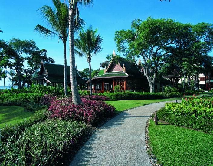 Arquitectura paisaj stica en tailandia arkiplus for Arquitectura del paisaje