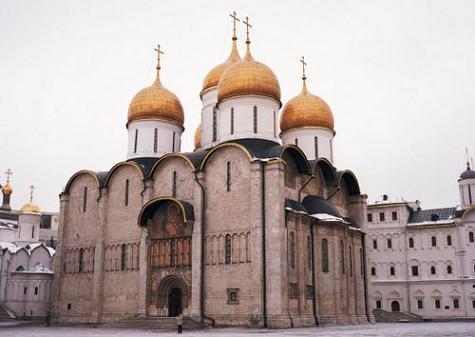 Catedral de la Asunción de Moscú – Arkiplus