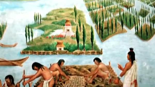 chinampas-aztecas