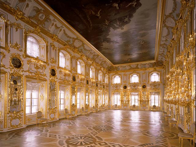 Palacio Peterhof – A...
