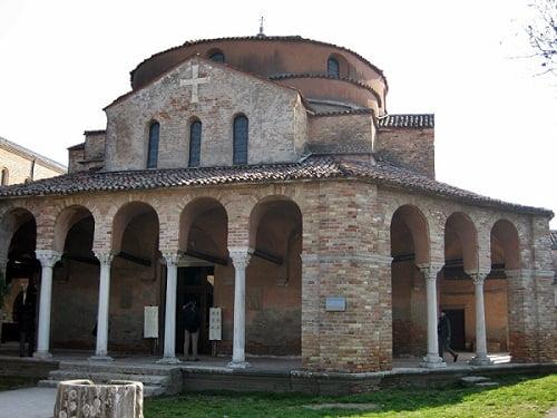 Isla de Torcello. Catedral de Santa Maria Assunta