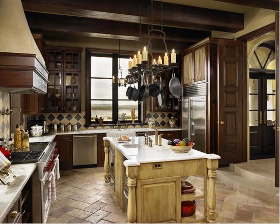 20 diseños de cocina estilo mediterráneo | Arkiplus