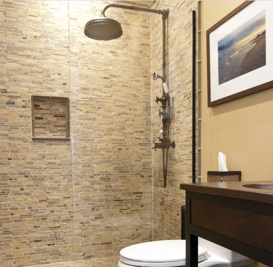 Dise os de duchas modernas arkiplus for Decoracion duchas