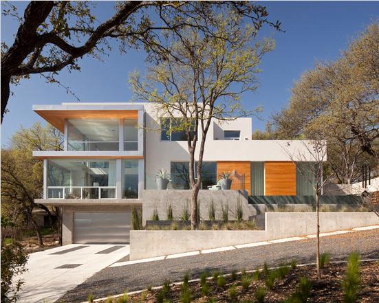 fachadas de casas modernas arkiplus
