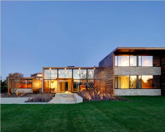 Fachadas de casas modernas arkiplus for La casa moderna