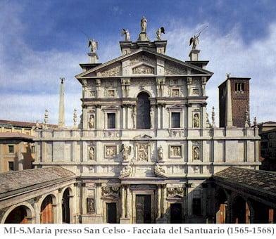Santa María Presso San Celso.
