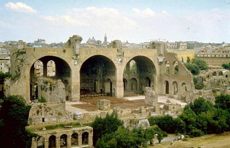 basilica-de-majencio