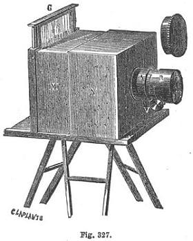 Daguerrotipo.