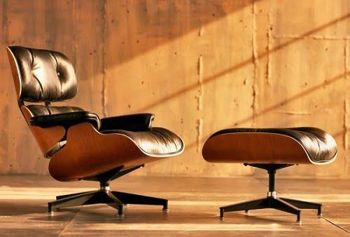 Silla de Ray y Charles Eames.