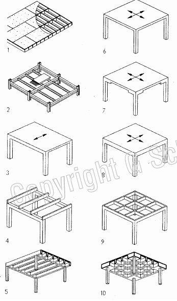 estructuras horizontales  u2013 arkiplus