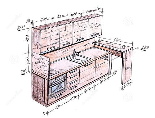 Dise ador de muebles - Disenador de cocinas online ...