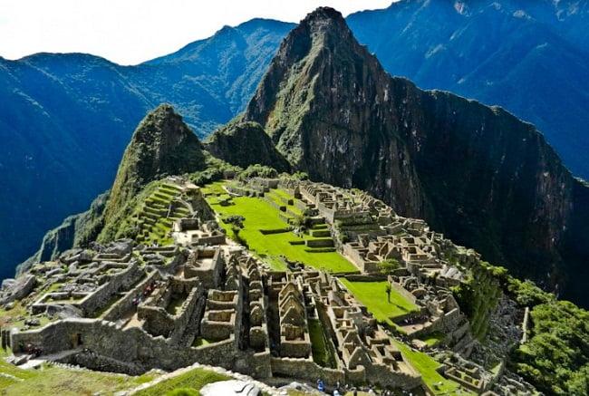 Arquitectura de Machu Picchu | Arkiplus