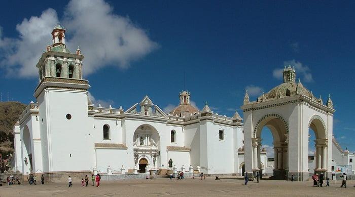Catedral en Copacabana