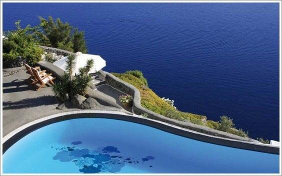 Decoraci n de piscinas con papel vinilo arkiplus for Vinilos para piscinas