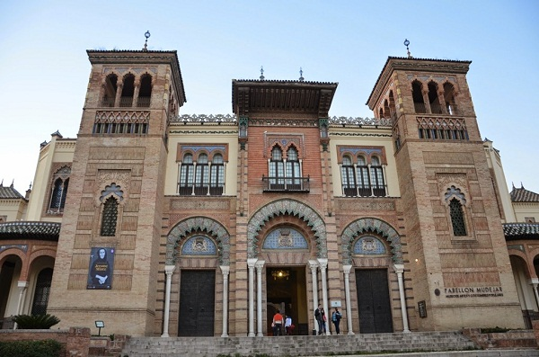 Arquitectura del sur de espa a arkiplus for Arquitectura de espana
