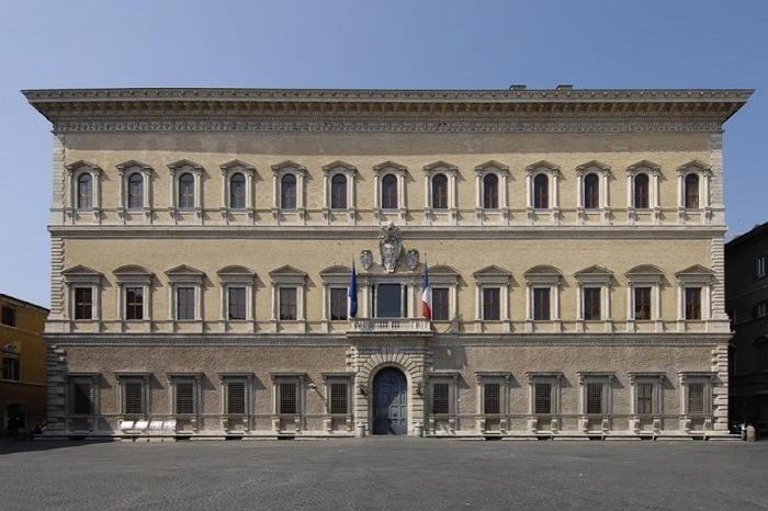 Palacio Farnese.