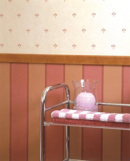10 ideas para decorar paredes con molduras arkiplus for Decorar puertas con molduras