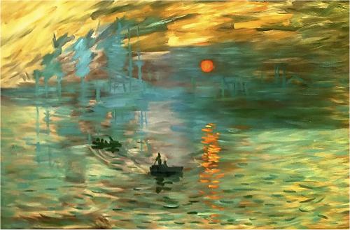 Salon De Refuses Famous Paintings